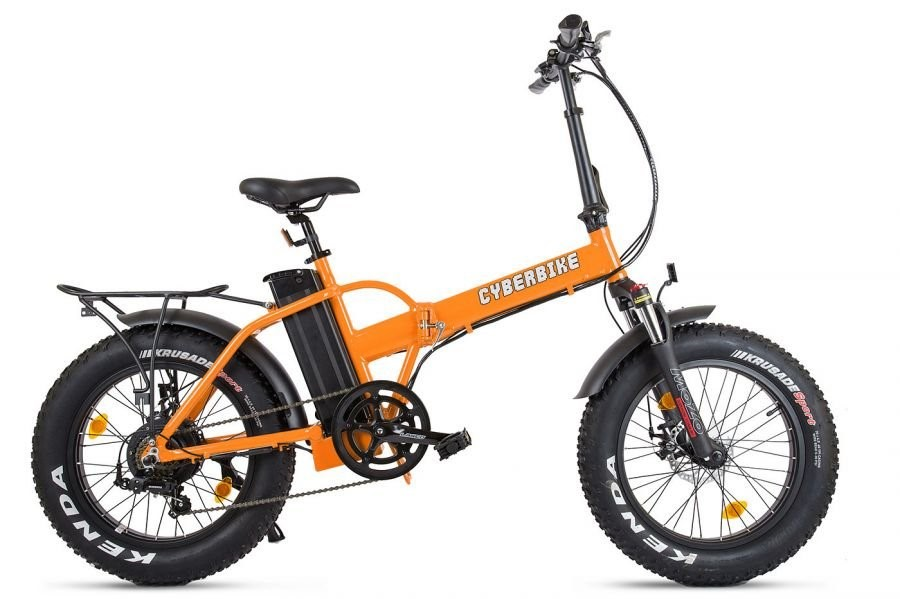 Электровелосипеда Cyberbike Fat 500W