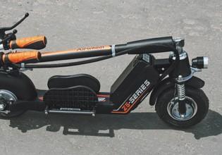 Компактный электросамокат Airwheel Z5