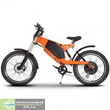 Электровелосипед DENZEL 72V 5000W GROSS electric moutain bicycle STEALTH BOMBER