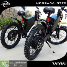 Электровелосипед Дензел 72V 3000W GROSS electric bicycle
